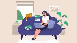 کار اینترنتی در منزل